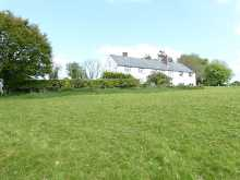 Detached farmhouse situated in a rural location